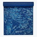 Gaiam Yoga Mat 6mm Coastal Blue -joogamatto