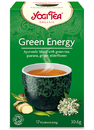 Yogi Tea Green Energy -yrttitee