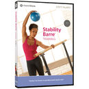 Stott Pilates Stability Barre Training vol 1 -DVD