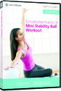 Stott Pilates Mini Stability Ball Workout -DVD