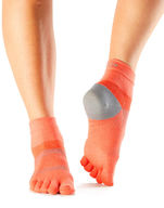 ToeSox Sport PerfDry Minnie -varvassukka (Papaya 4AM)