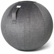 VLUV VARM Sitting Ball -istuinpallo (Velvet Anthracite)