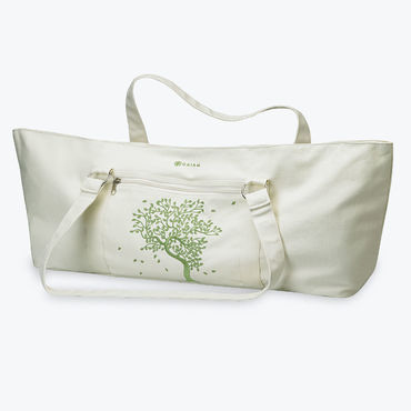Gaiam Tree of Life Yoga Tote -mattokassi