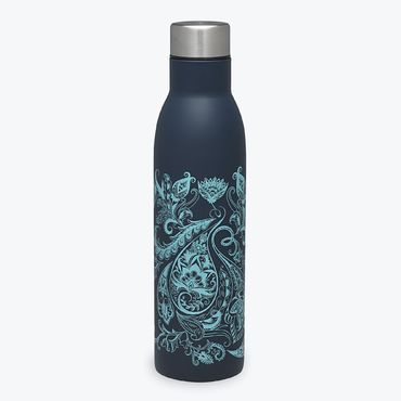 Gaiam Easy Grip Water Bottle (Spring Paisley)
