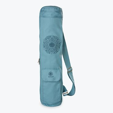 Gaiam Embroided Mat Bag (Niagara)-joogamattokassi