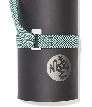 Manduka Go Move Mat Carrier -kantonauha (Deep Sea)
