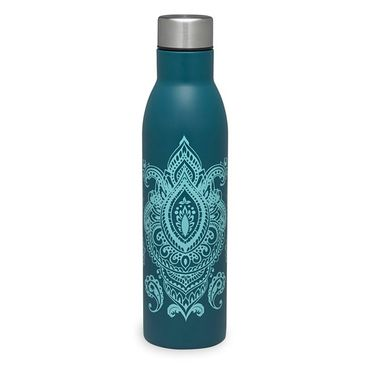 Gaiam Stainless Steel Water Bottle 0,6L