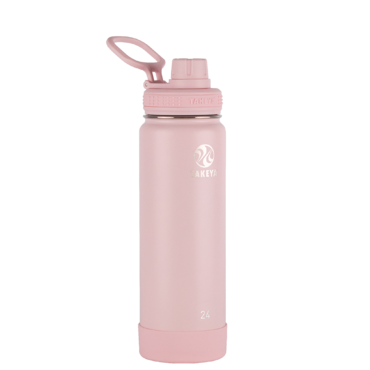 Takeya Stainless Steel Bottle 24 oz (Blush)