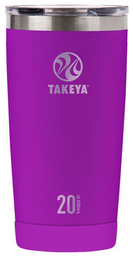 Takeya Actives Tumbler 600ml -termosmuki (Violet)