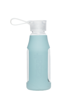 Casall Grip Light Water Bottle -Sage Green