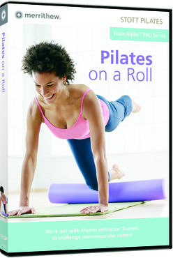 Stott Pilates Pilates on a Roll -treenidvd