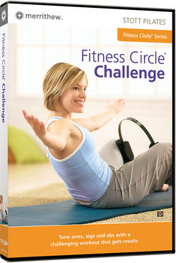 Stott Pilates Fitness Circle Challenge-DVD