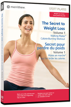 Stott Pilates -The Secret to Weight Loss Vol. 1 -DVD
