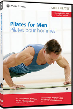 Stott Pilates Pilates for Men: Strenght & Agility