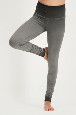 Urban Goddess Yoga Leggings Gaia (Off Black)