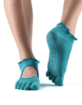 Toesox Bella Full Toe -Sea Lace