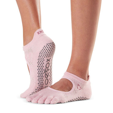 Toesox Bellarina Full Toe (Allure) -pilates/joogasukka