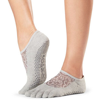 Toesox Grip Luna Full Toe (Legend) -pilates/joogasukka