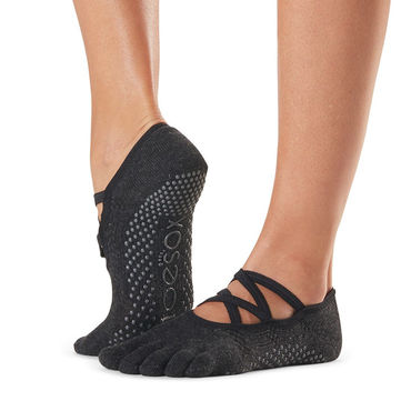 Toesox Elle Full Toe (Merci) -pilates/barresukka
