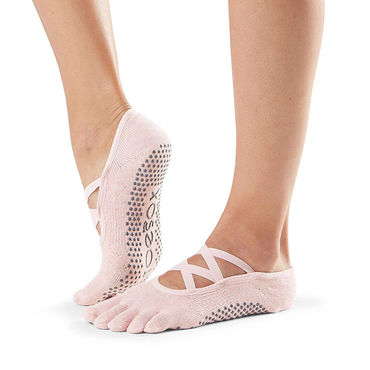 Toesox Elle Full Toe (Crystal)