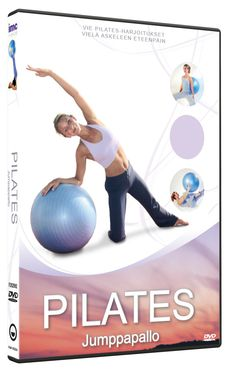 Pilates - Jumppapallo-DVD