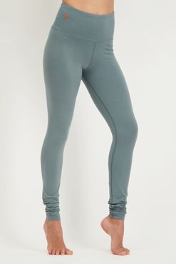 Urban Goddess Yoga Leggings Satya Bamboo (Jade)