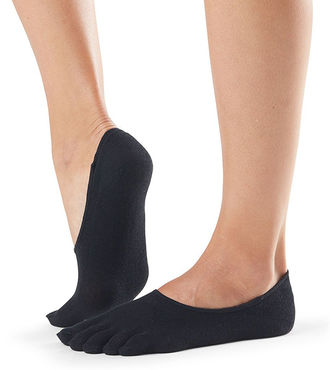 Toesox Casual Dash -Black