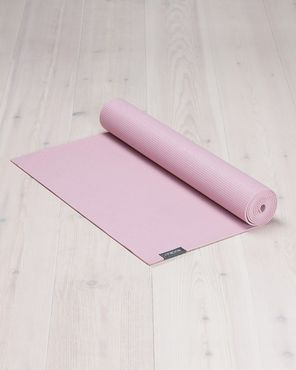 Yogiraj All-round Yoga Mat 6mm -joogamatto (Heather Pink)