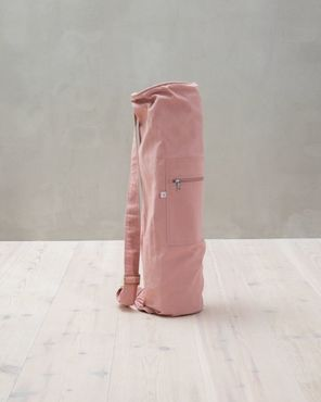 Yogiraj Yoga Mat bag -mattokassi (Heather Pink)