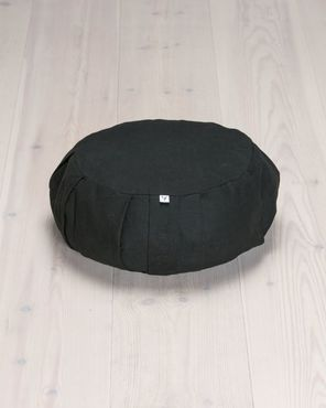 Yogiraj Meditation Cushion (Black) -meditaatiootyyny