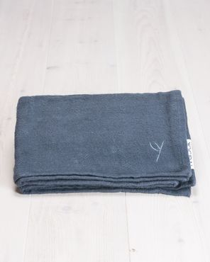 Yogiraj Yoga Blanket (Graphite Grey) -joogapeitto